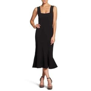 Dress the Population Monica Dress Black NWT